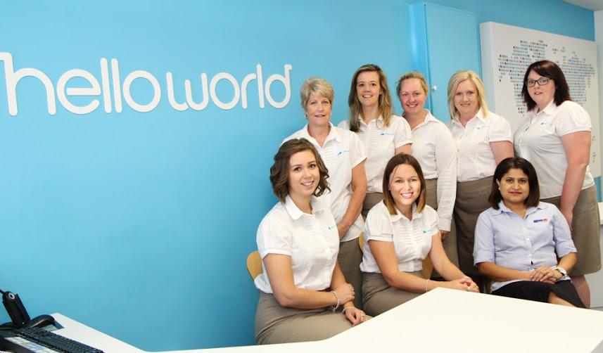 Hello World Travel Agent Wollongong